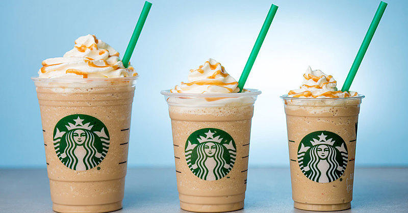 Starbucks Officially Brought Back Their Mini Frappuccinos