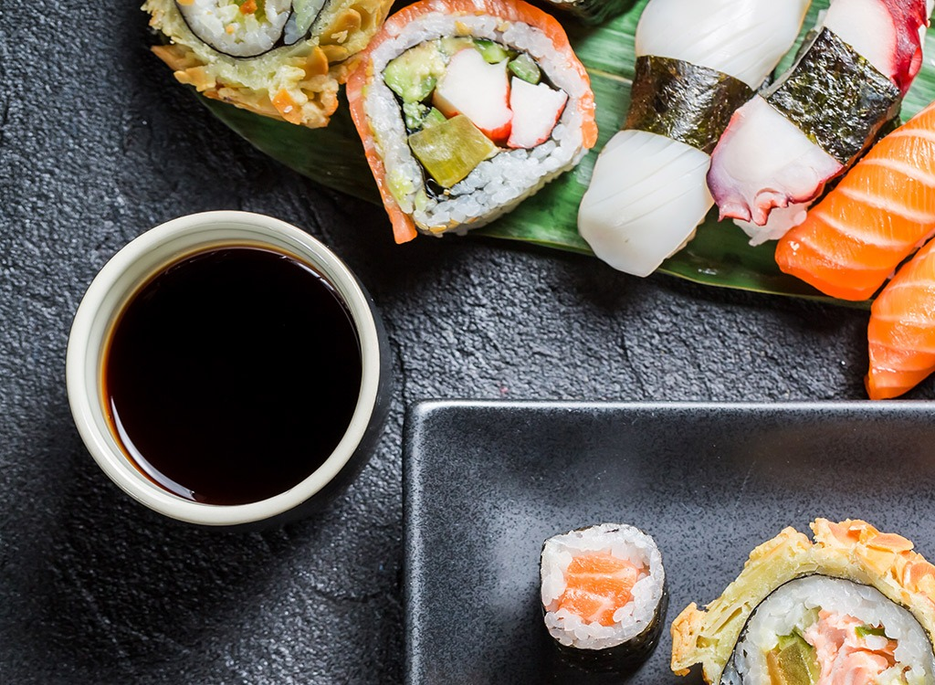Sushi Roll Orders Approved by Nutritionists