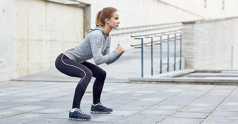This 4-Minute Tabata Workout Has Epic Booty-Toning Benefits