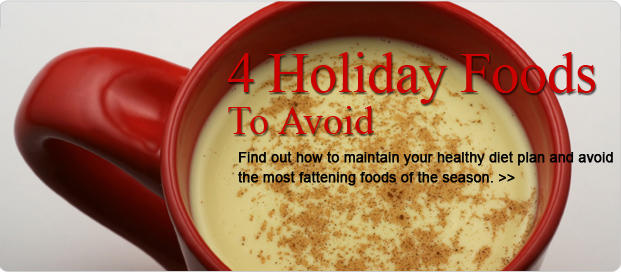 4 Holiday Foods To Avoid