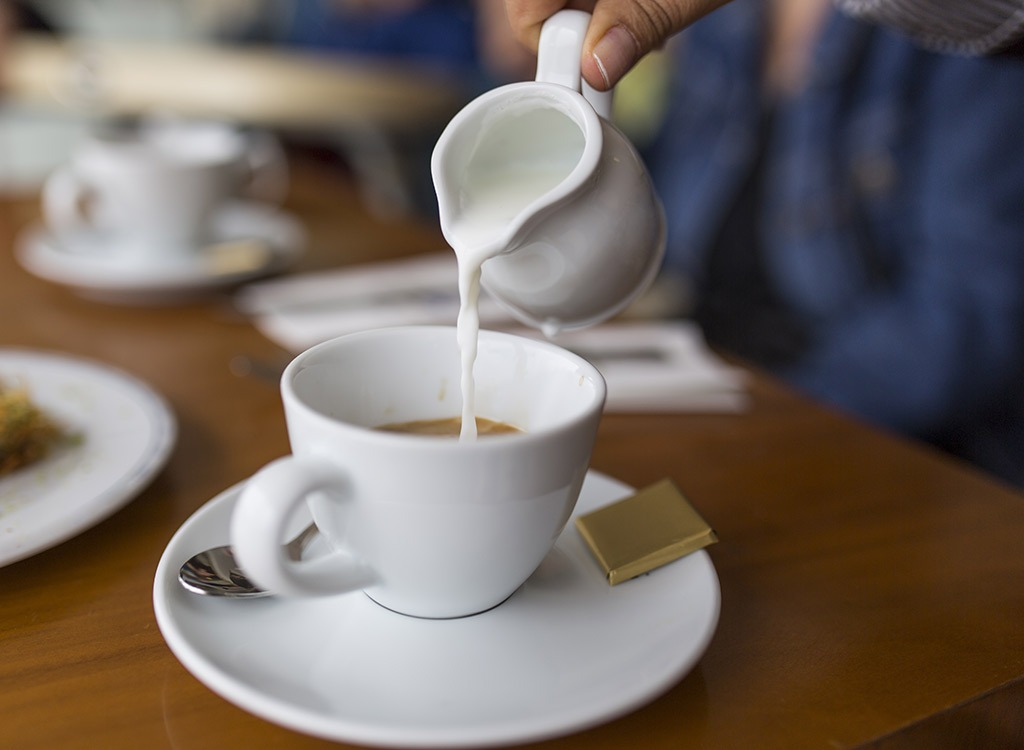 How Your Coffee Creamer is Making You Fat