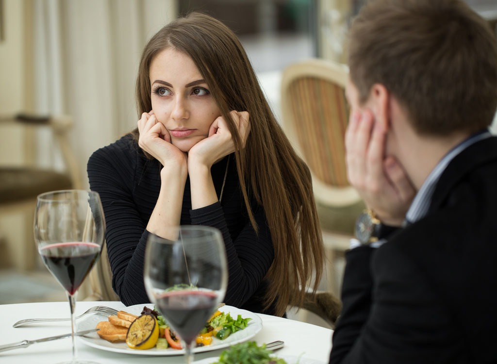 30 Things You Should Never Say to a Woman About Her Food