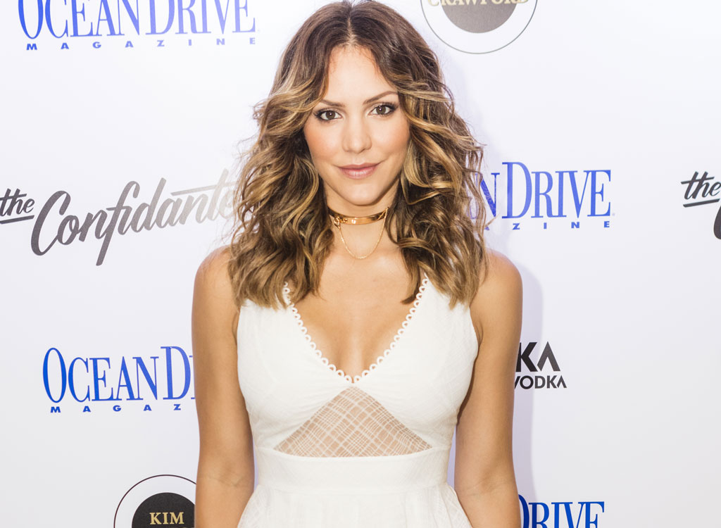 Katharine McPhee Reveals How She Got in the Best Shape of Her Life