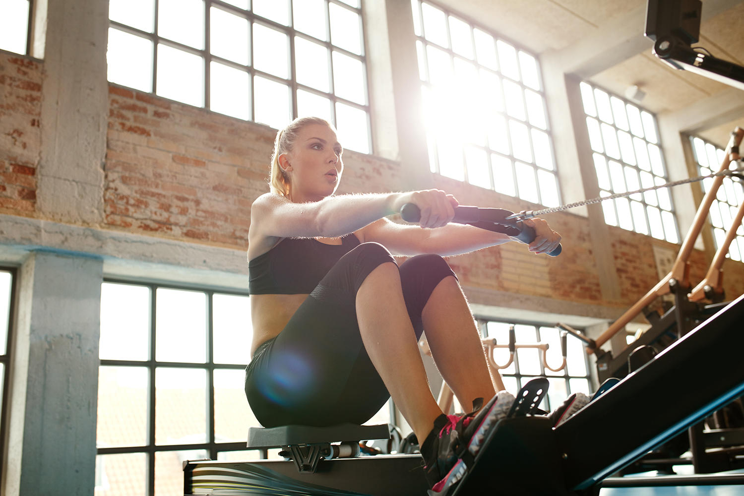 How to Kill It In Your Next Indoor Rowing Class