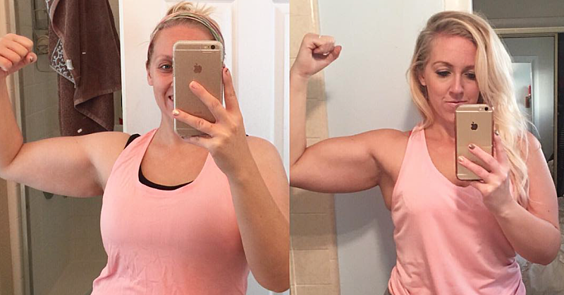 This Woman Proves That the Number On the Scale ~Truly~ Doesn't Matter