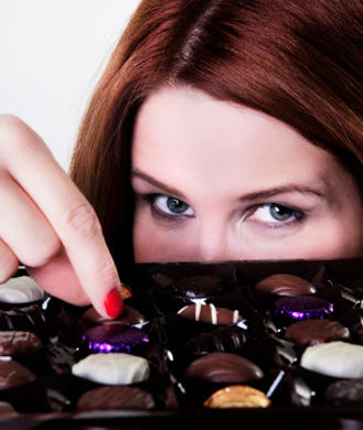 Ask the Diet Doctor: Help Me with PMS Cravings for Chocolate!