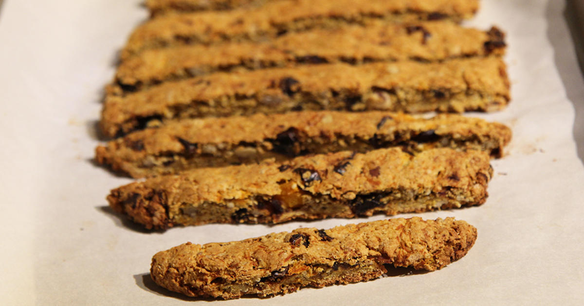 Gluten-Free Pumpkin Spice Biscotti Recipe for Relaxing Fall Mornings