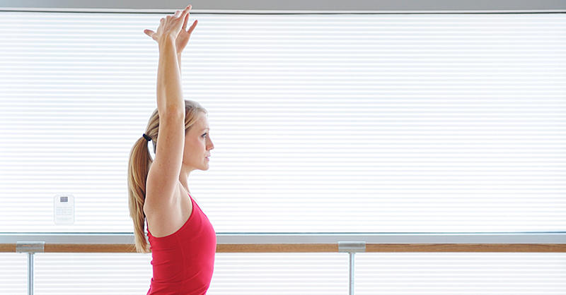 The Barre Workout That Boosts Your Balance