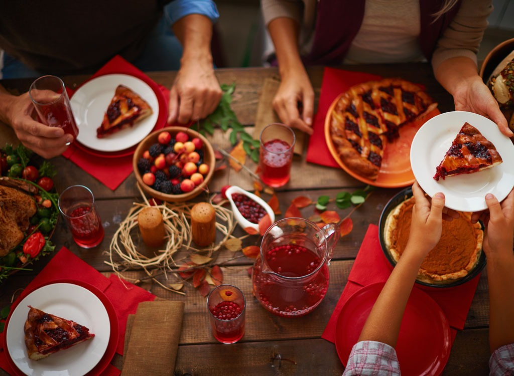 8 Reasons You Should Eat Whatever You Want on Thanksgiving