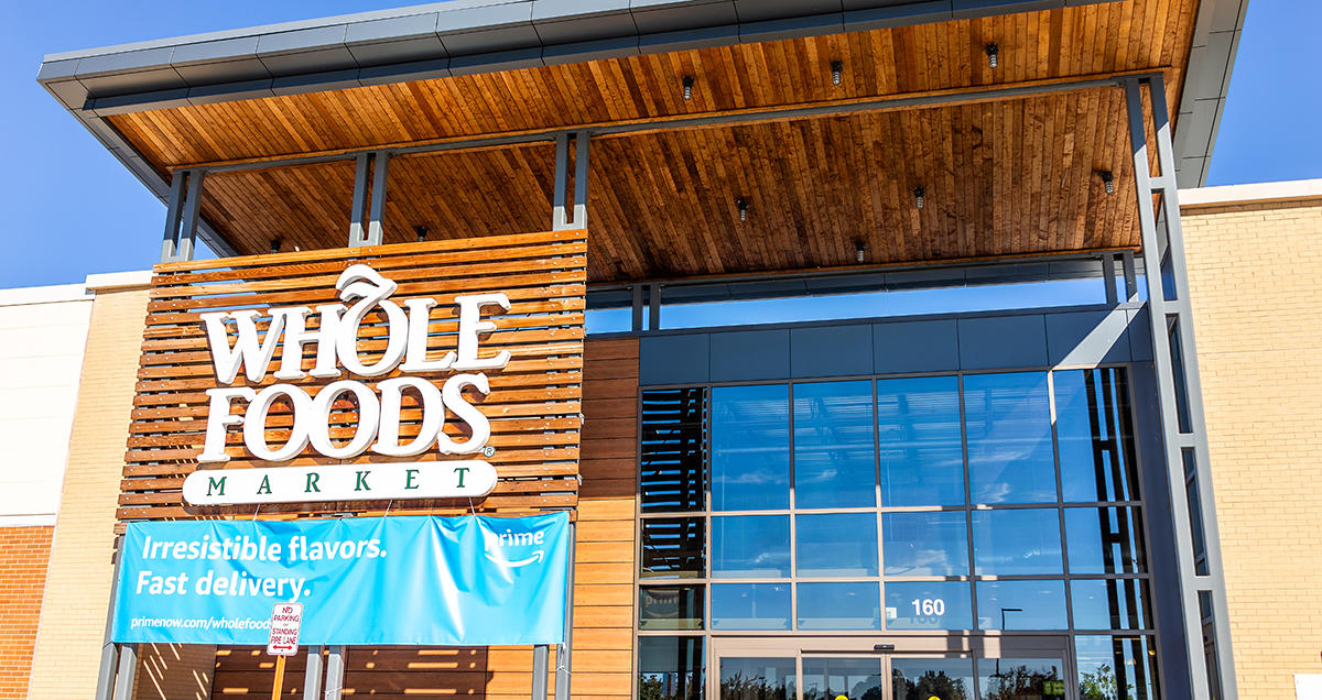 Whole Foods Is Testing Out DIY Almond Milk Bars In Stores
