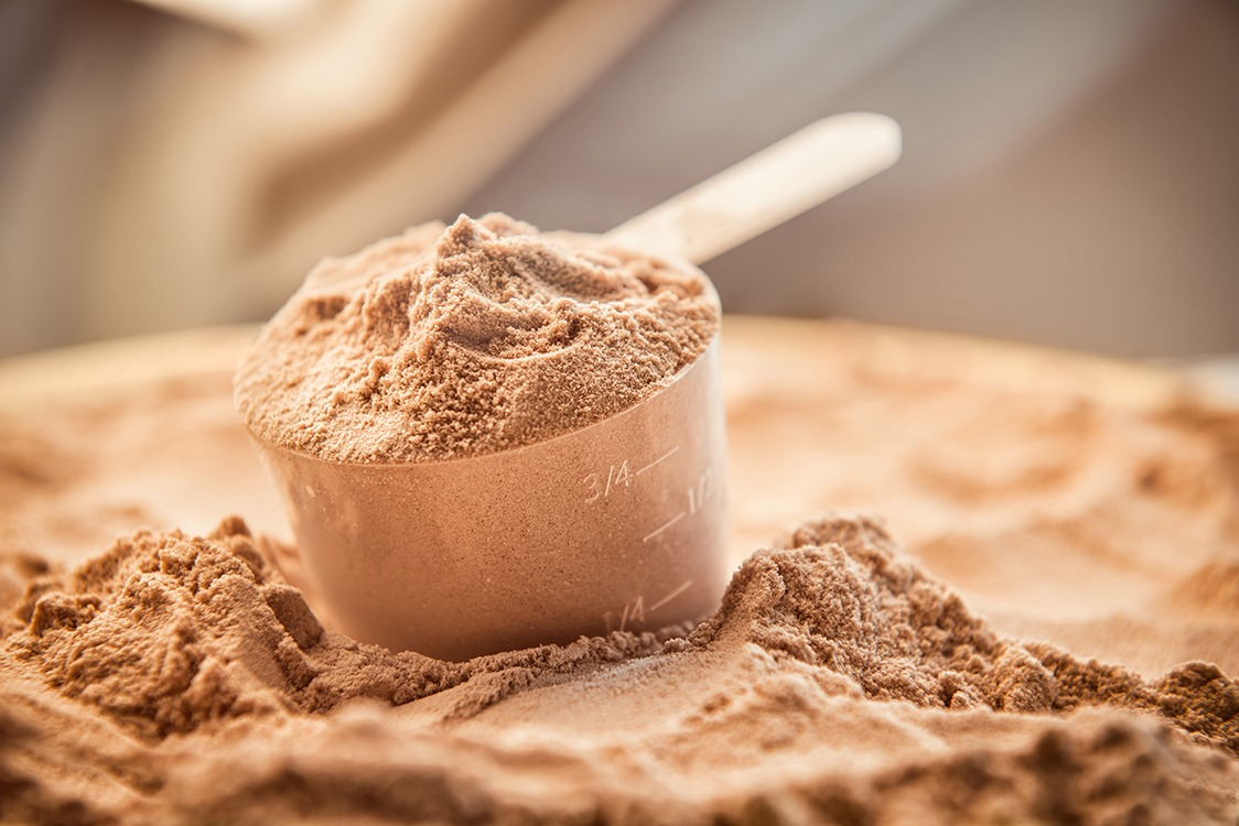 This Is the New Must-Try Protein Powder