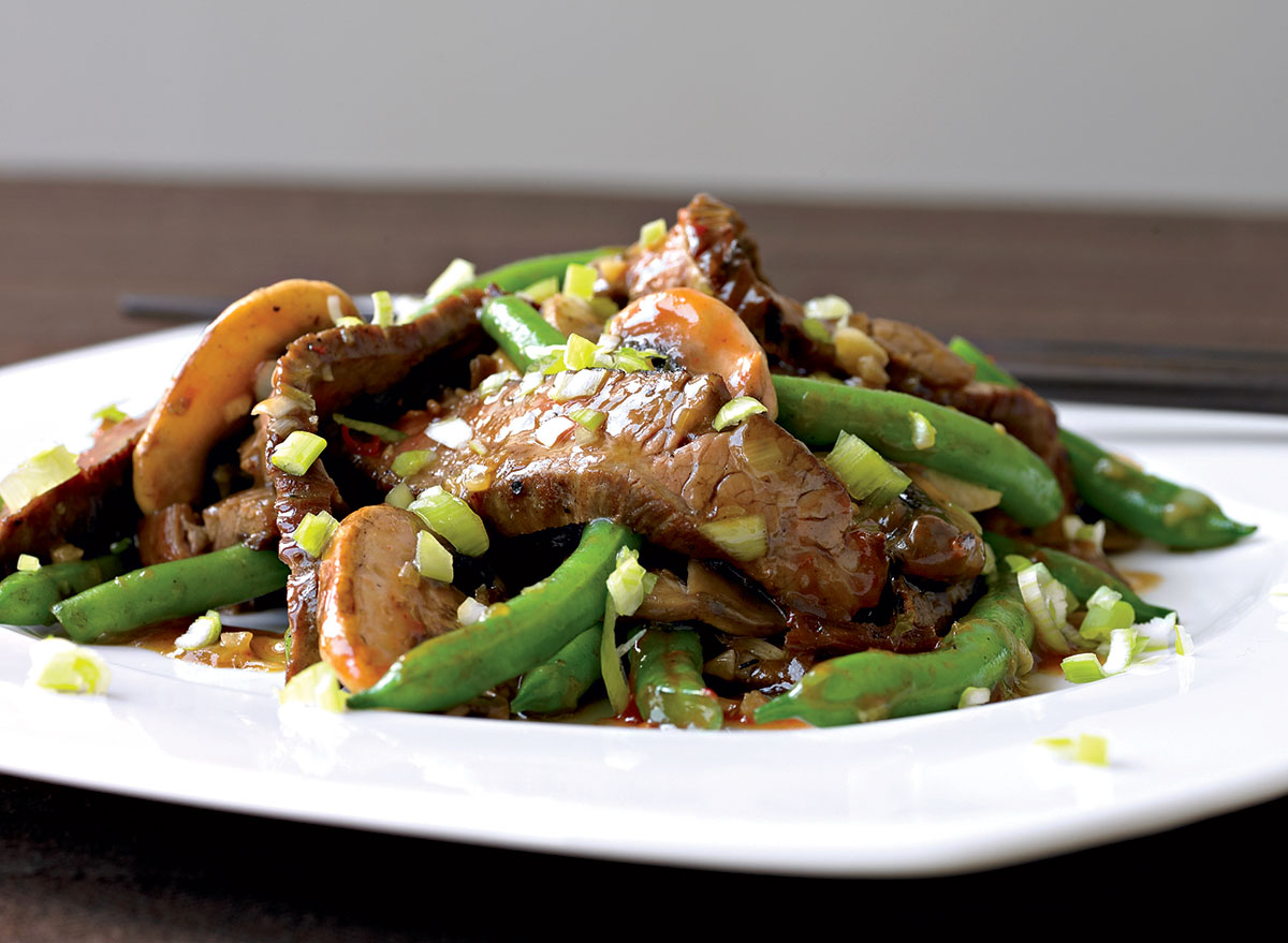 Sweet and Spicy Beef Stir-Fry Recipe