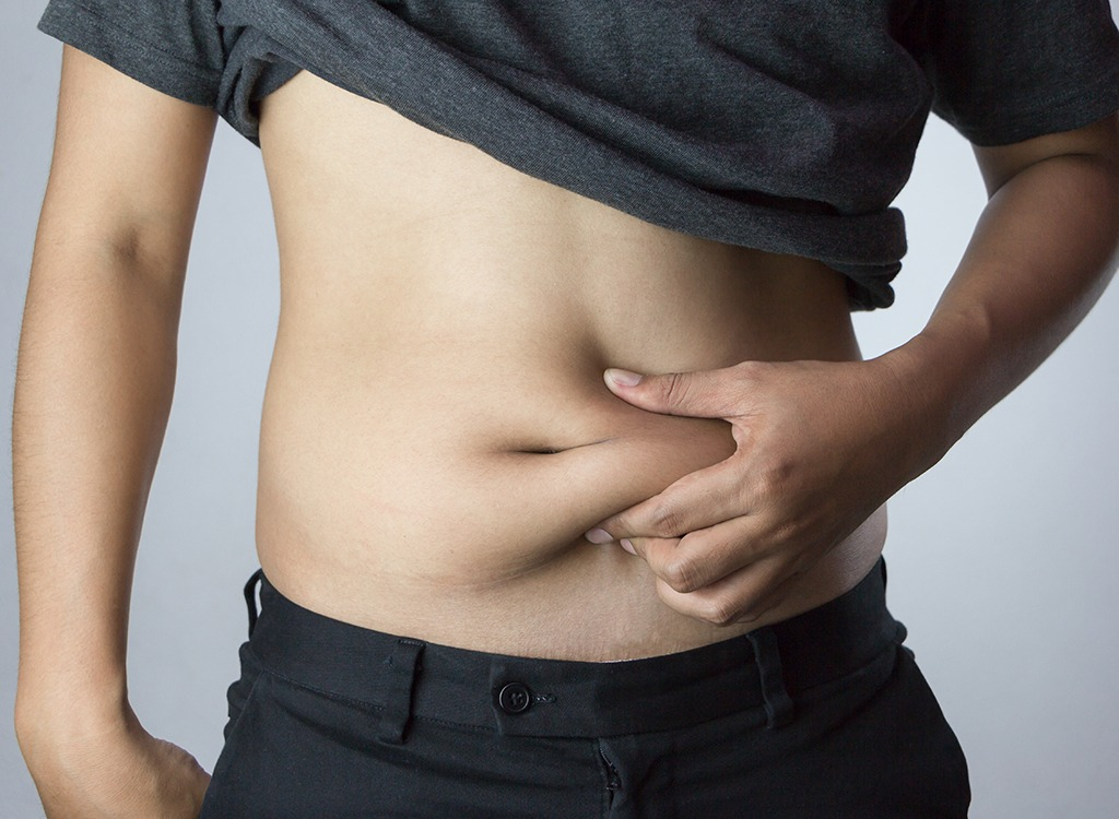The Scary Risk of Belly Fat