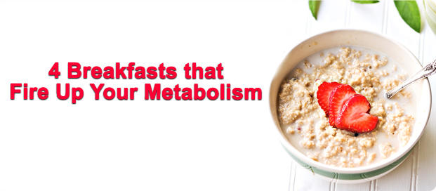 Bored with Your Healthy Breakfast? New Breakfast Ideas