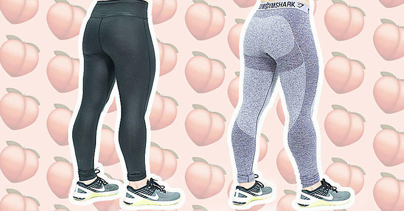 """7 Shape Staffers Tried Instagram's Hottest """"Booty"""" Leggings--and You Need to See the Results"""