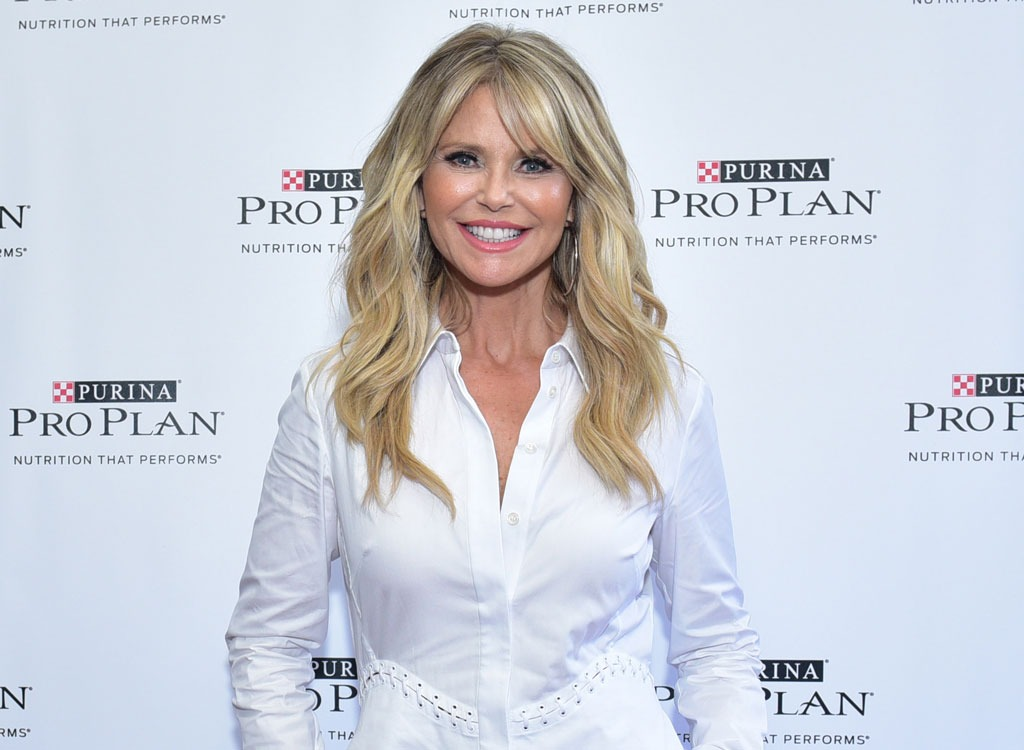 Christie Brinkley's Anti-Aging Secrets