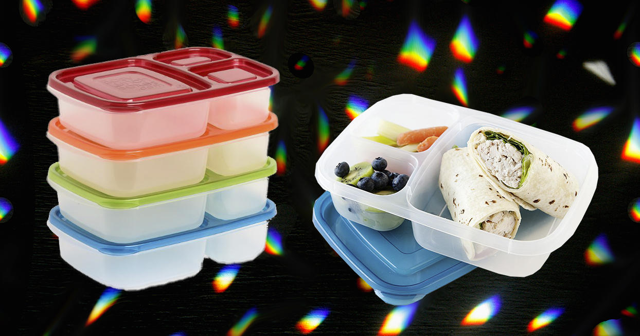 This Set of BPA-Free Bento Lunch Boxes Has More Than 3,000 Positive Reviews On Amazon