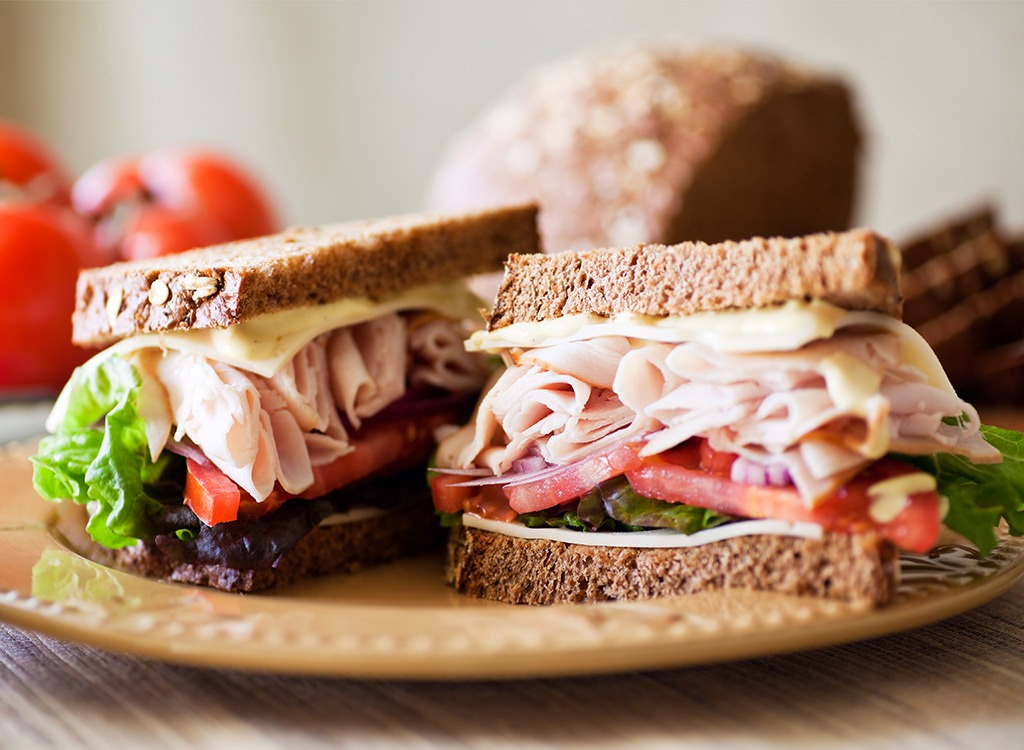"Are Sandwiches Healthy? A New Study Says ""No."""