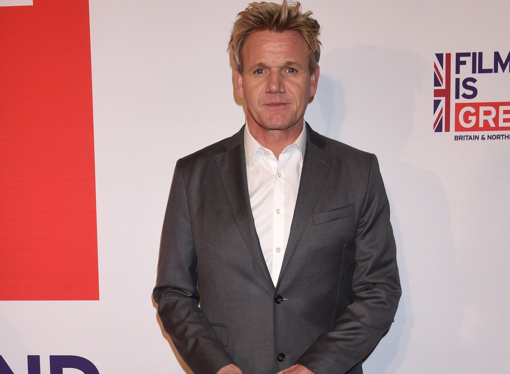 The One Food Gordon Ramsay Wouldn't Eat
