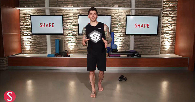 Try These Crazy Yoga-Strength Flows from an NBC Strong Trainer