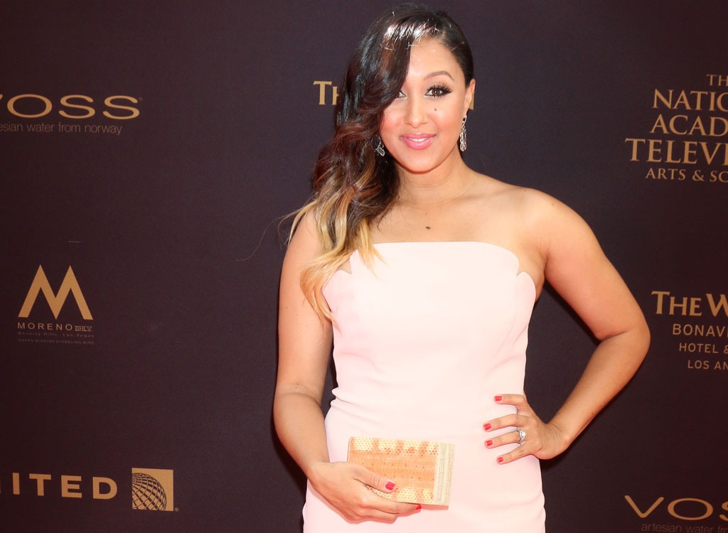 3 Ways Tamera Mowry-Housley Is Dropping the Baby Weight
