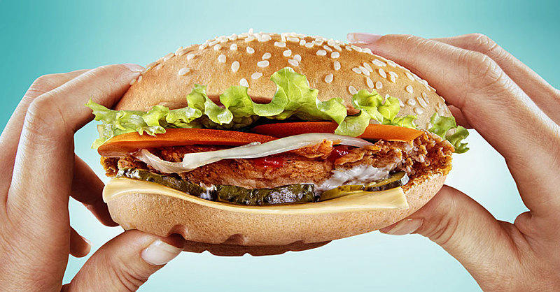 New Report Says There's Rat and Human DNA In Fast Food Burgers