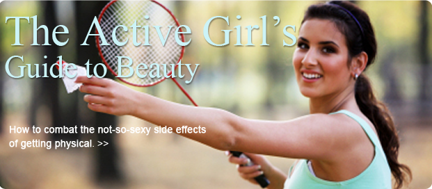 The Active Girl's Guide to Beauty