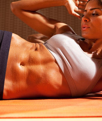 The Best Abs Exercises for Women