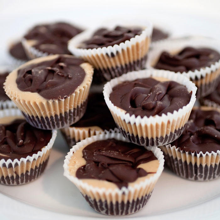 Almond Butter Cups That Are Better Than Reese's