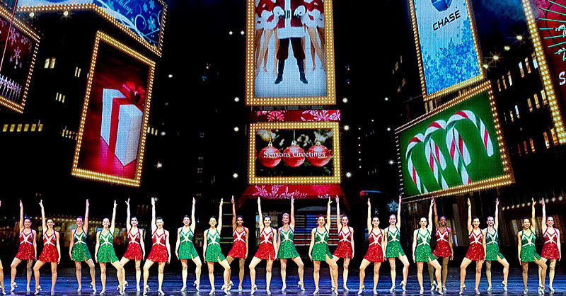 Here's ~ Exactly ~ What It Takes to Become a Rockette