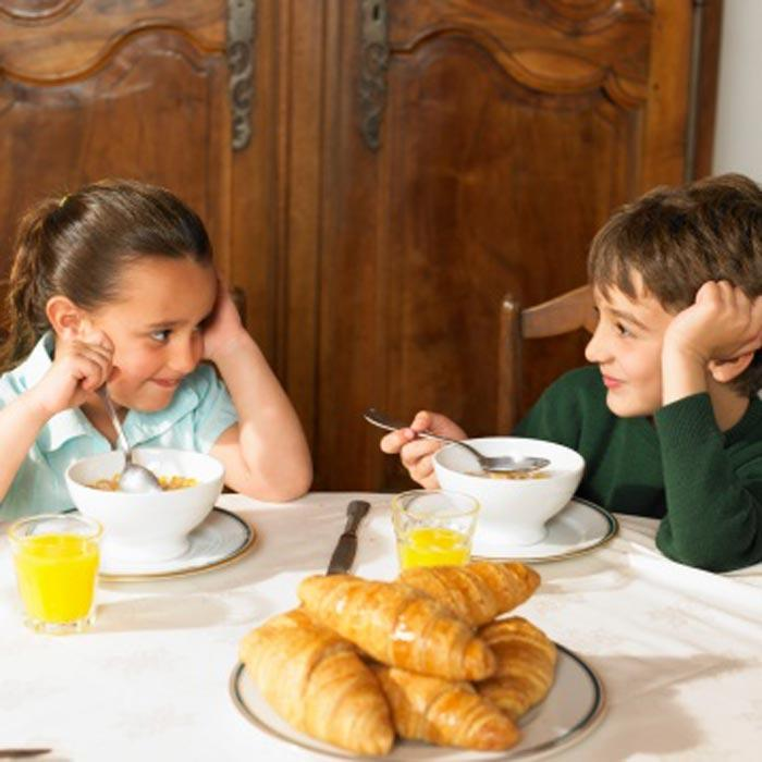 3 Food Rules You Can Learn from French Kids