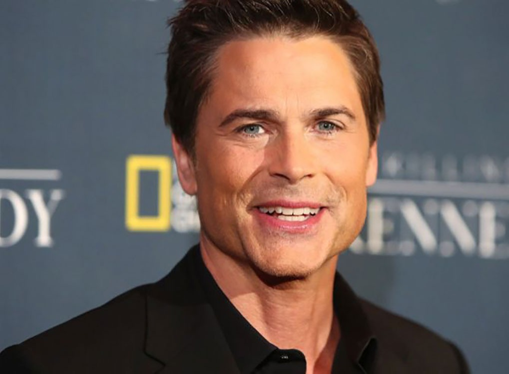 What Rob Lowe Does to Look 20 Years Younger