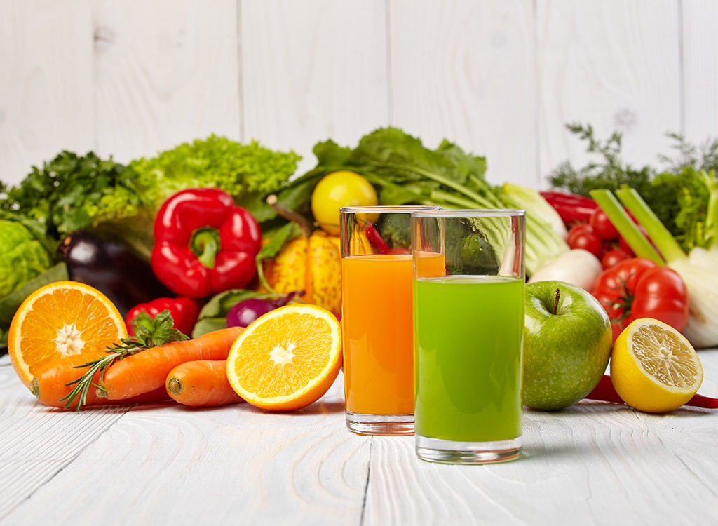 This Juice Can Shrink Your Gut