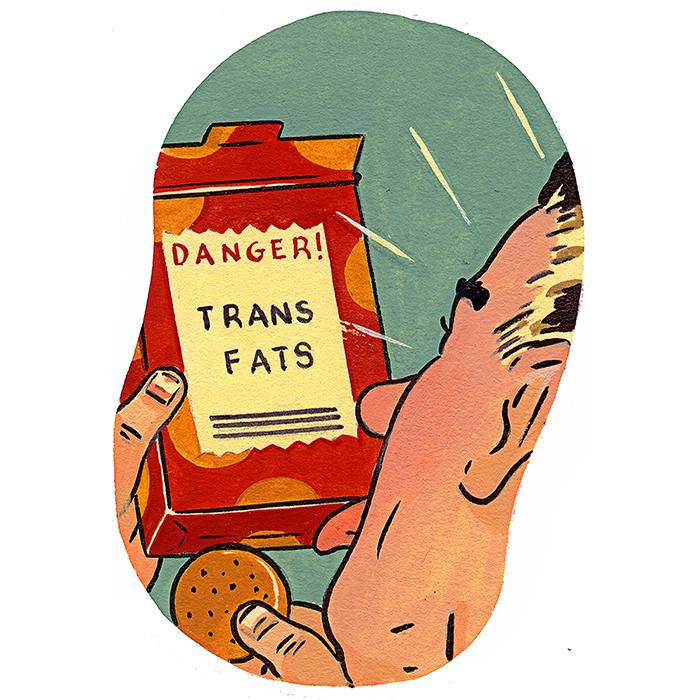 Woo Hoo! FDA to Officially Ban Trans Fat in 2018