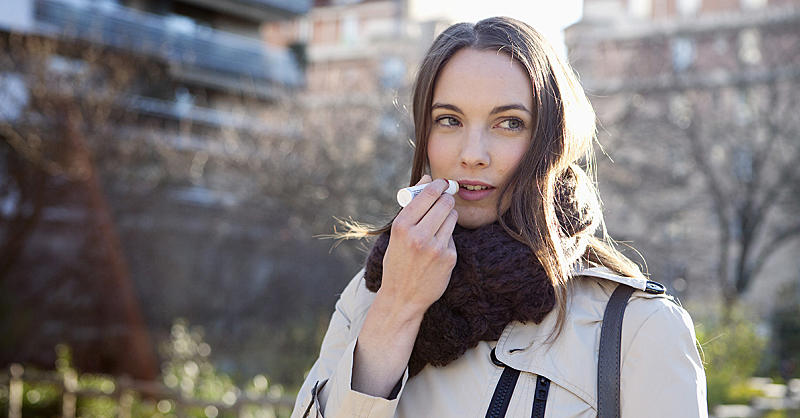 8 Signs You're Actually Addicted to Lip Balm