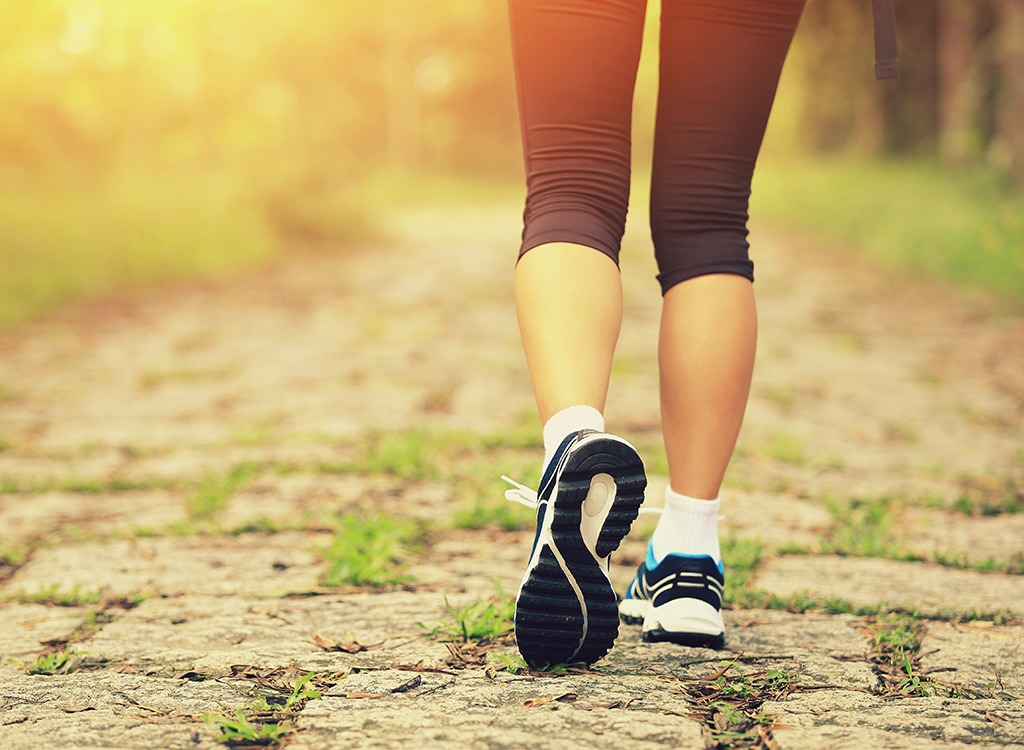 30 Tips When You're Walking for Weight Loss