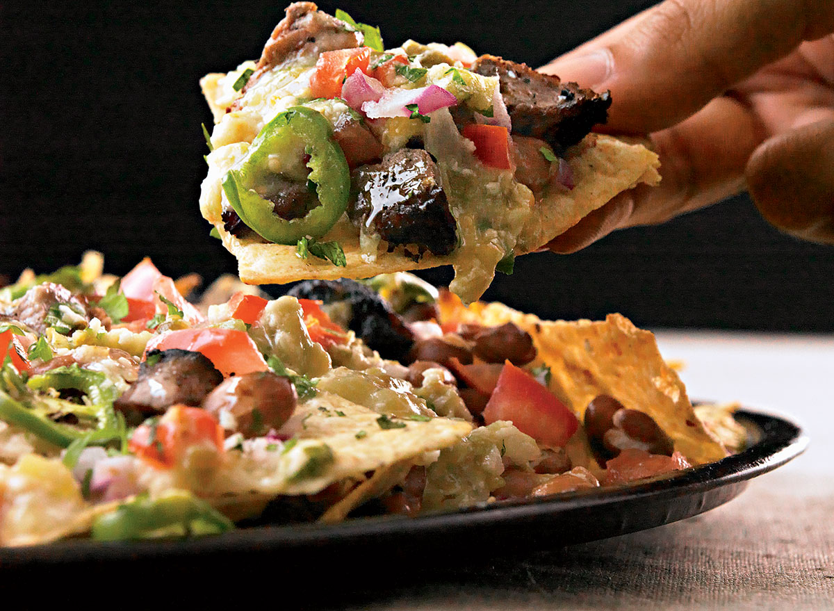 A Mouthwatering Steak Nachos Recipe