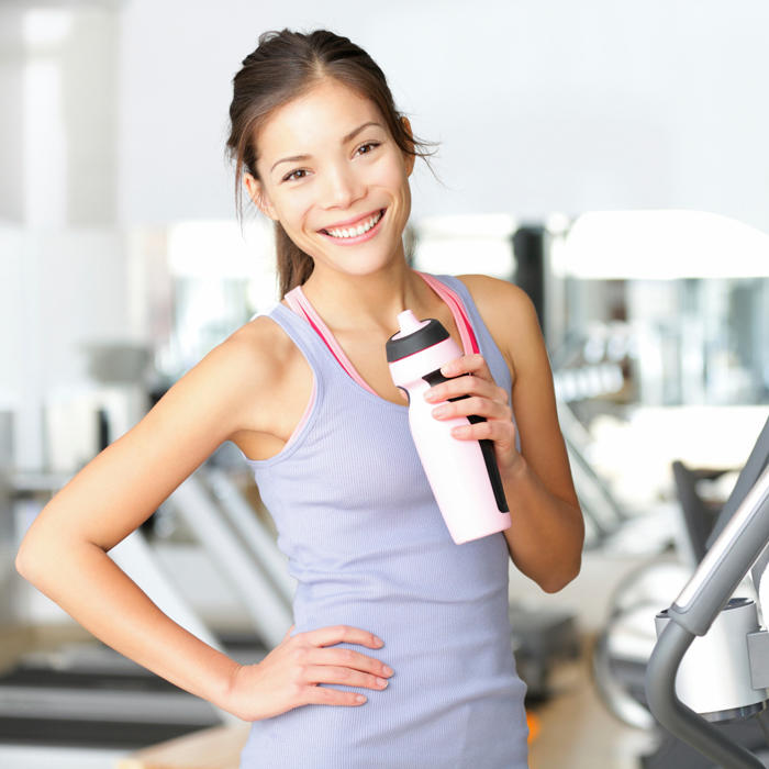 3 Products for a 'No-Makeup' Look at the Gym