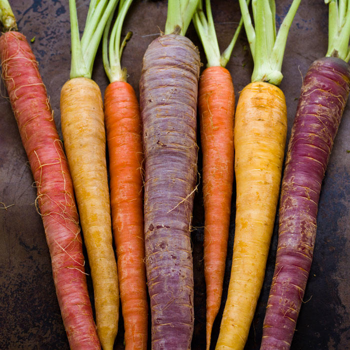 The Dirt on Heirloom Vegetables