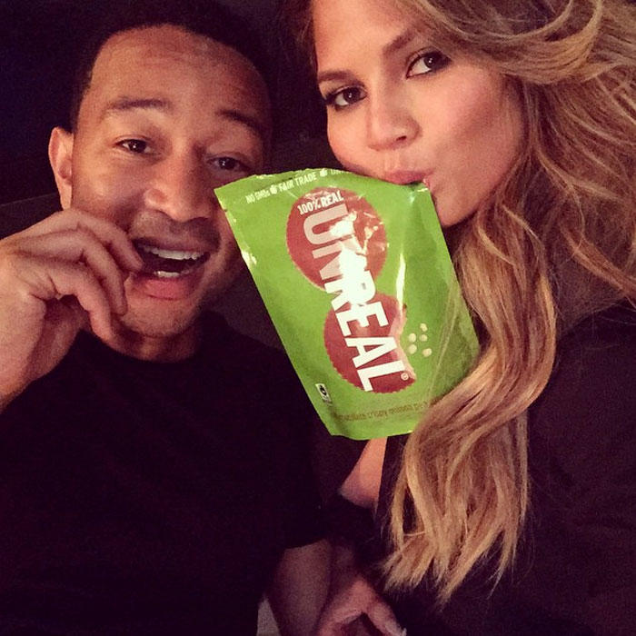 Healthy Candy Is a Thing, and Chrissy Teigen Loves It