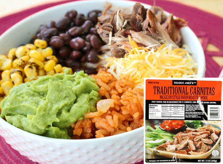 10 Quick & Easy Meals Made Quicker With Trader Joe's Items