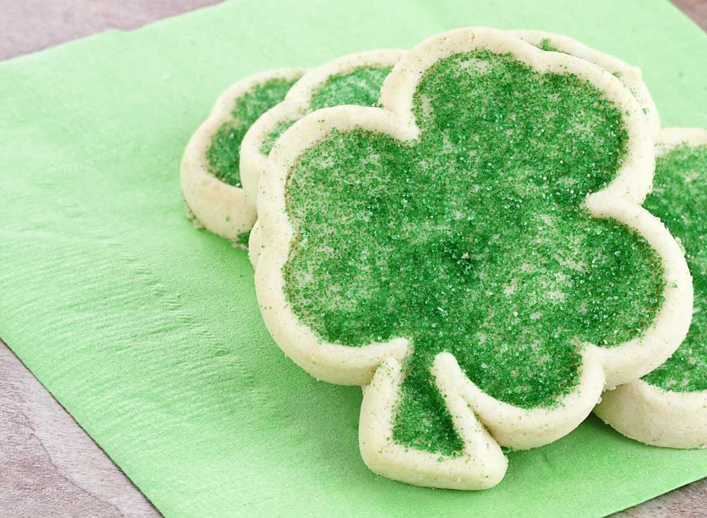 Eat This, Not That! on St. Patrick's Day