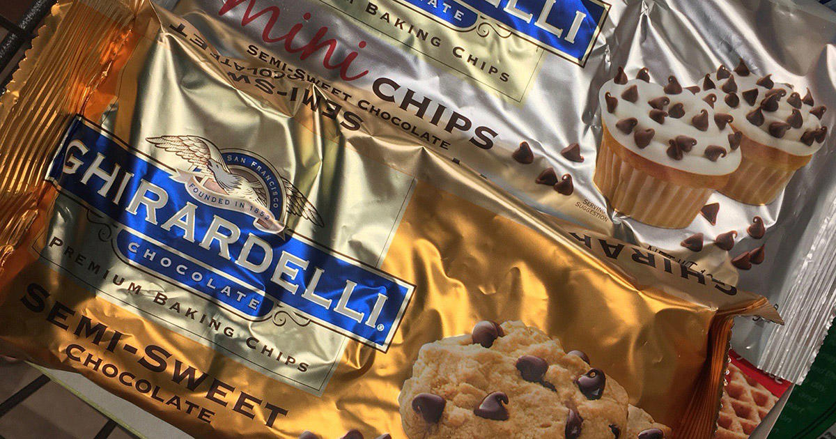 Attention Vegans! Ghirardelli Semi-Sweet Chocolate Chips Are No Longer Dairy-Free!