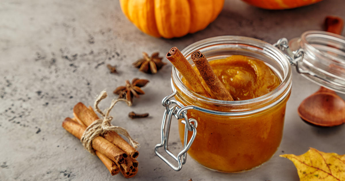 This DIY Pumpkin Spice Exfoliating Face Mask Will Transform Your Dull Skin