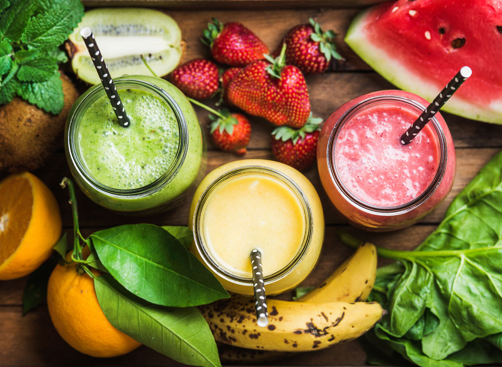 The 25 Best-Ever Weight Loss Smoothies