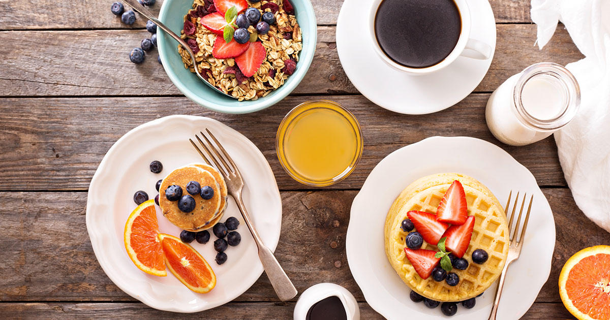 The Benefit (And Downside) to Eating Breakfast