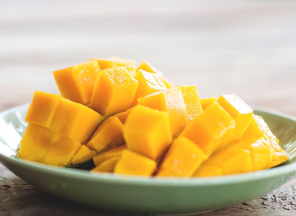 The Absolute Easiest Way to Cut a Mango, According to a Chef