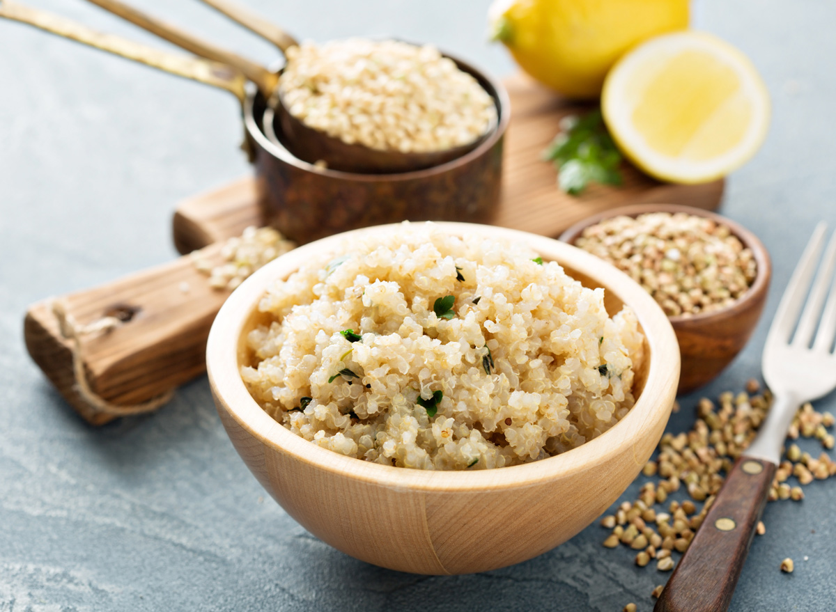 How to Cook Quinoa—The Superfood Grain You're Not Eating Enough Of