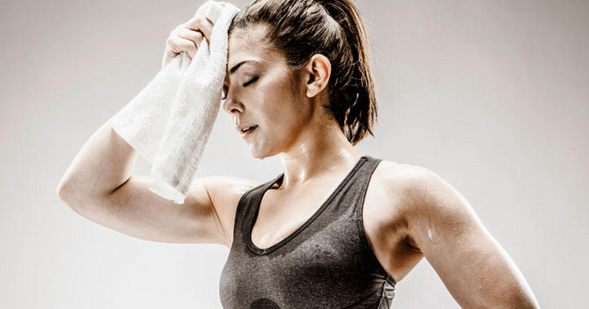 9 Reasons Your Sweat Smells