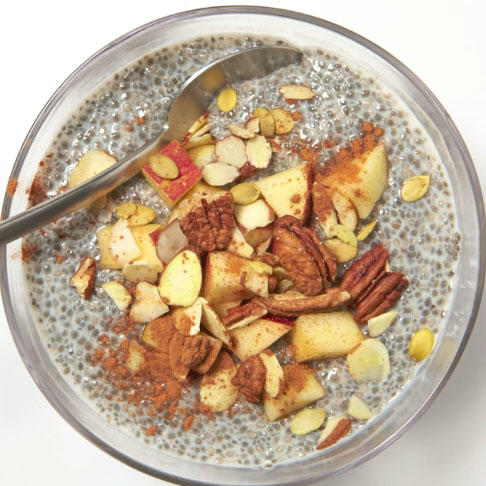 How to Eat: Chia Seed Pudding
